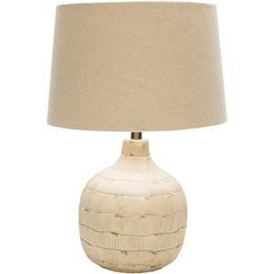 Antique Rustic Table Lamp