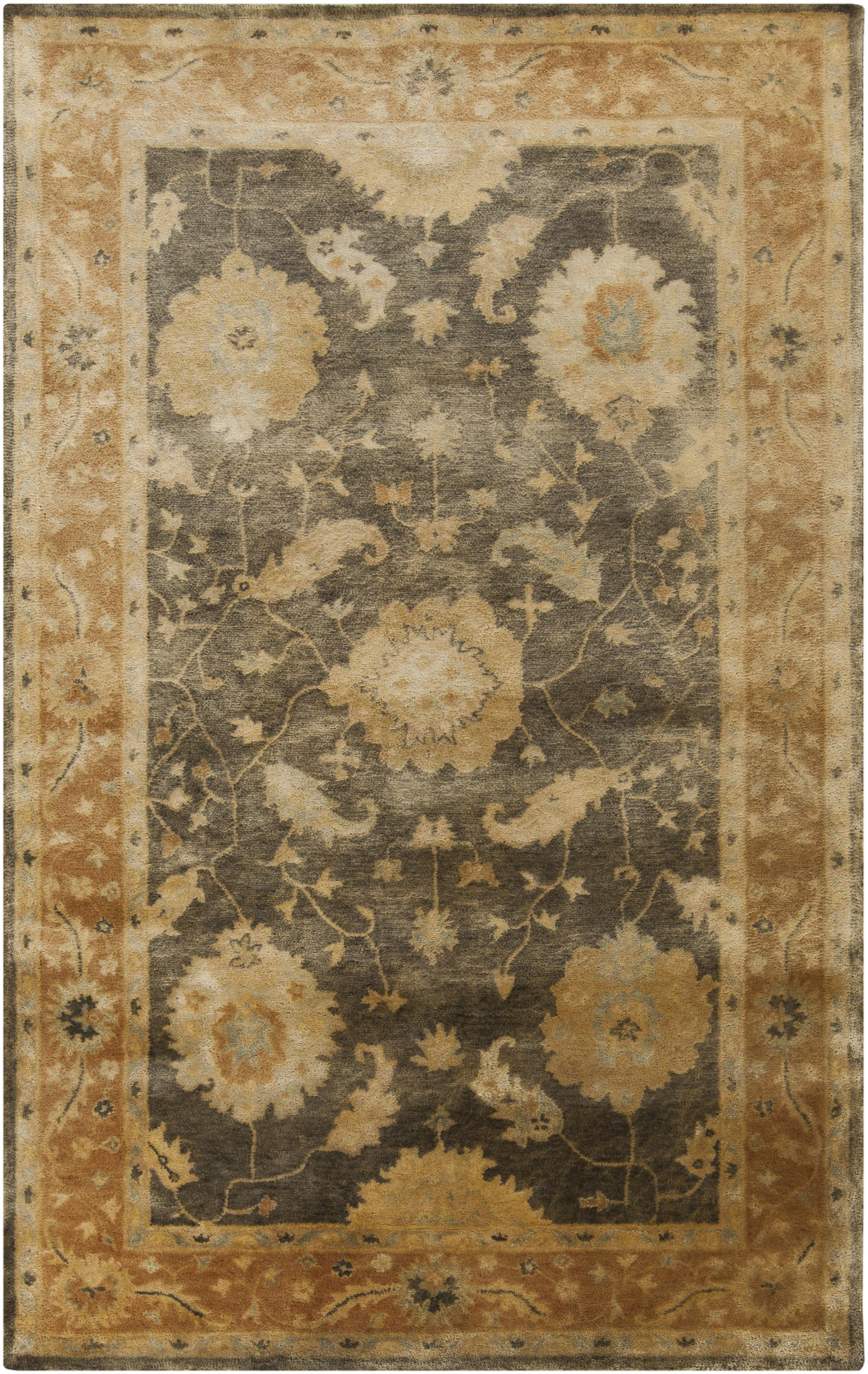 """Vintage 3'3"""" x 5'3"""" by Ruby-Gordon Accents at Ruby Gordon Home"""