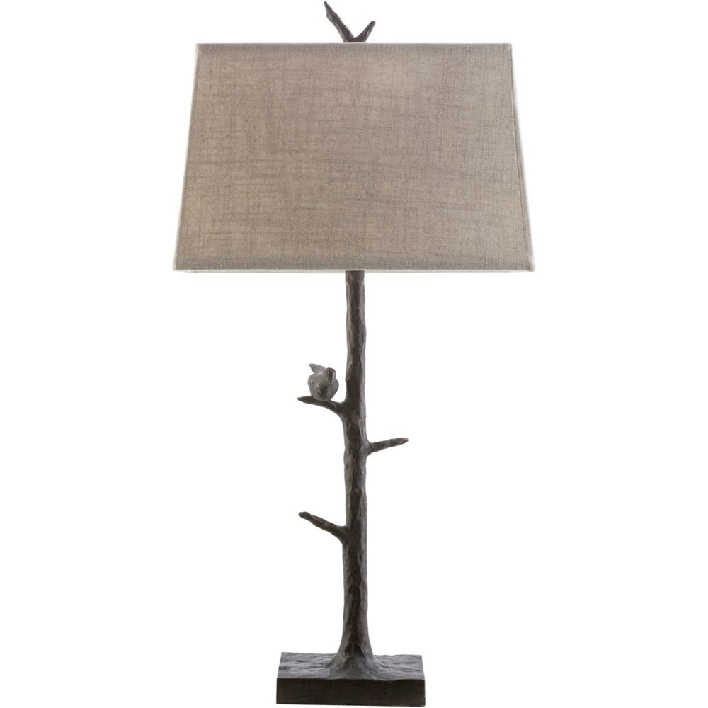 Weber Bronze Rustic Table Lamp by Ruby-Gordon Accents at Ruby Gordon Home