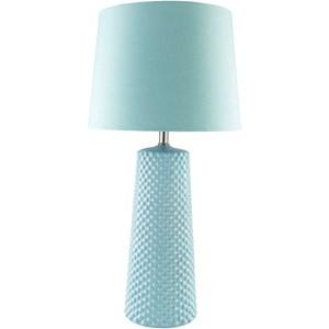 Blue Coastal Table Lamp