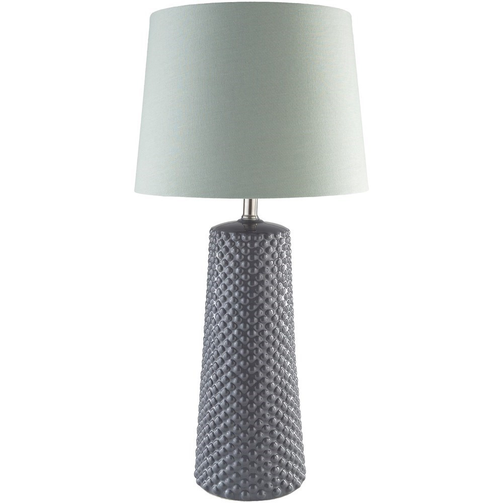 Wesley Grey Coastal Table Lamp by Ruby-Gordon Accents at Ruby Gordon Home