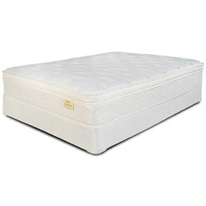 Symbol Mattress Comfort Innovation Franklin Box Top Pillow Top