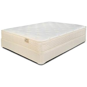 Symbol Mattress Comfort Innovation Franklin Plush