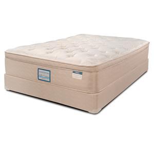 Symbol Mattress Comfort Tech Chateau Pillow Top