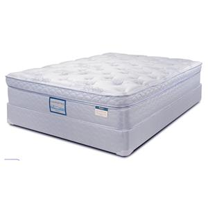 Symbol Mattress Comfort Tech Comfortech 1003 Pillow Top Mattress