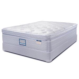 Symbol Mattress Comfort Tech Comfortech 5003 Pillow Top Mattress