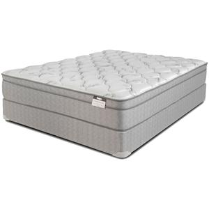 Symbol Mattress Comfort Tech Carlton Pillow Top Mattress