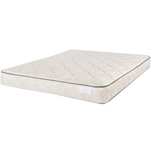 "Full 9"" Plush Innerspring Mattress"