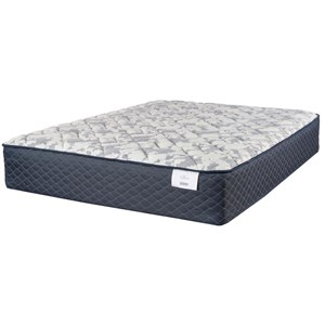 "Full 14"" Plush Pocketed Coil Mattress"