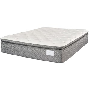 "Full 14"" Plush Pillow Top Mattress"