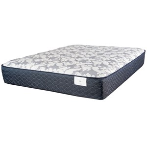 "Full 10 1/2"" Plush Pocketed Coil Mattress"