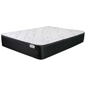"King 13"" Firm Pocketed Coil Mattress"