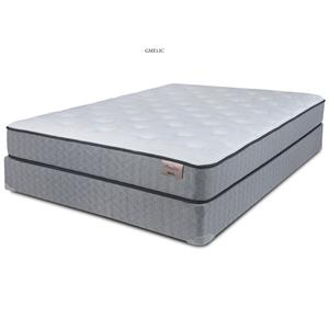 Full Plush Mattress Set