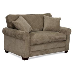 Synergy Home Furnishings 1021 Twin Sleeper Sofa