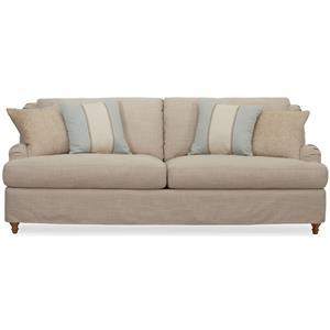 Synergy Home Furnishings 1164 Slipcovered Sofa