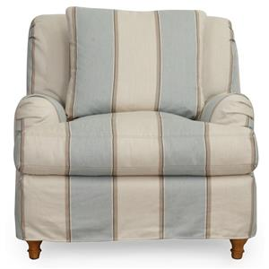 Synergy Home Furnishings 1164 Slipcovered Chair