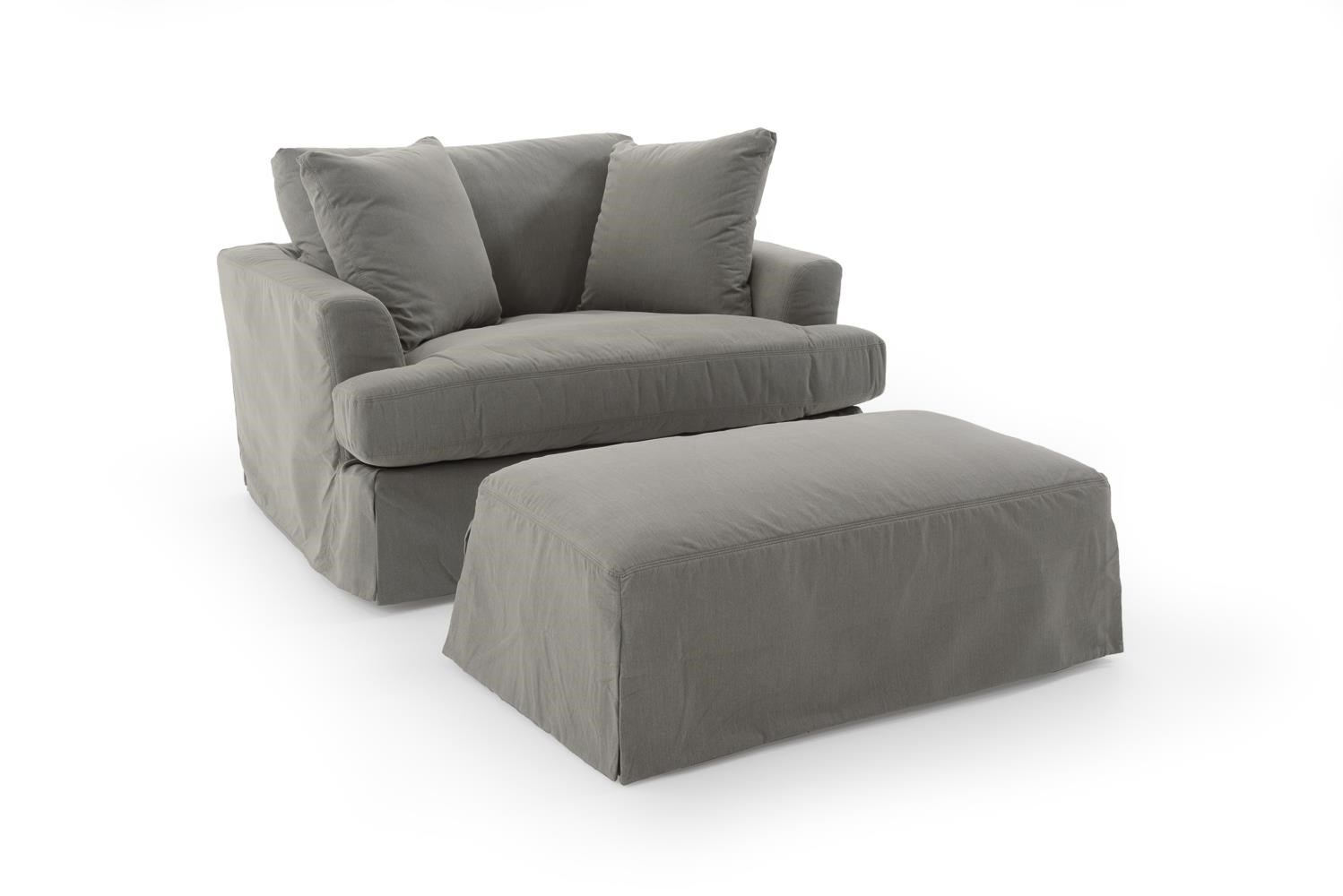 1300 Chair and Ottoman Set by Synergy Home Furnishings at Baer's Furniture
