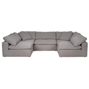 Contemporary Modular Sectional