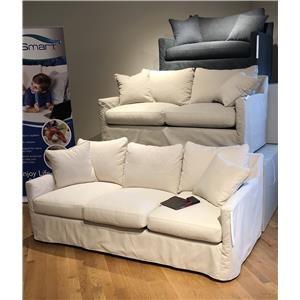Down Twin Size Memory Foam Sleeper Sofa