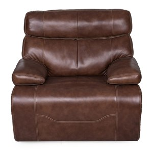 Power Wall Saver Recliner with Power Head/Lumbar and USB Charging Port