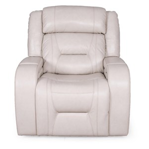 Wall Saver Power Headrest Recliner with LED Lighting