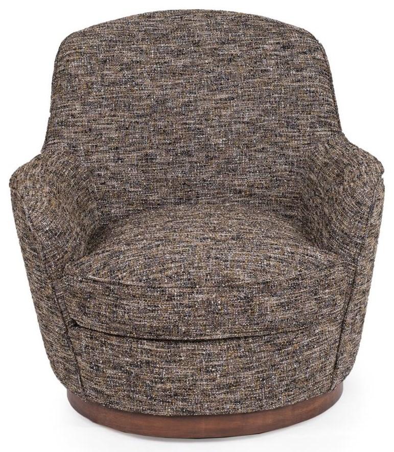 1705 Grayson Swivel Chair at Belfort Furniture
