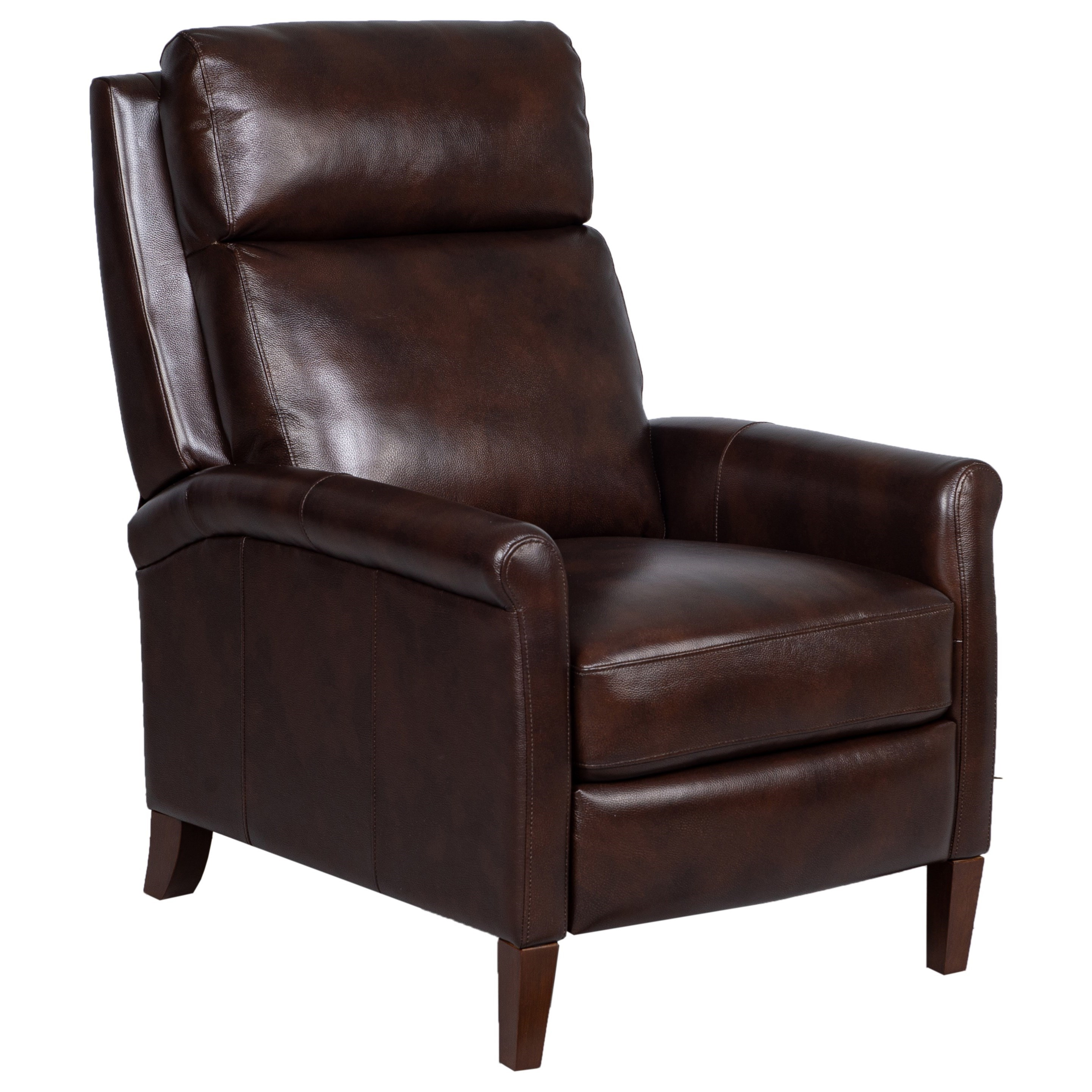 1916 High Leg Recliner by Synergy Home Furnishings at Stoney Creek Furniture