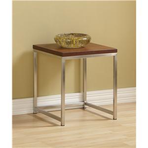 Tag Furniture Ogden Ogden 16 x 16 End Table