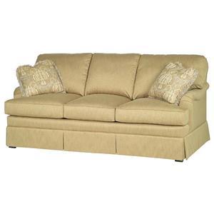 Taylor King Casual Corners Customizable Sofa