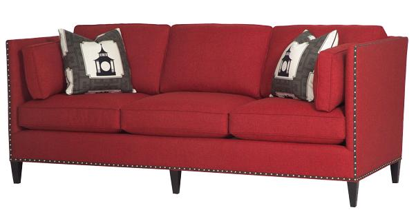 Kings Road Beekman Sofa by Taylor King at Alison Craig Home Furnishings