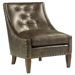 Taylor King Kings Road Chelsea Leather Chair
