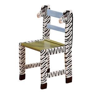 Teamson Design Safari Wild Animal Chair - Zebra