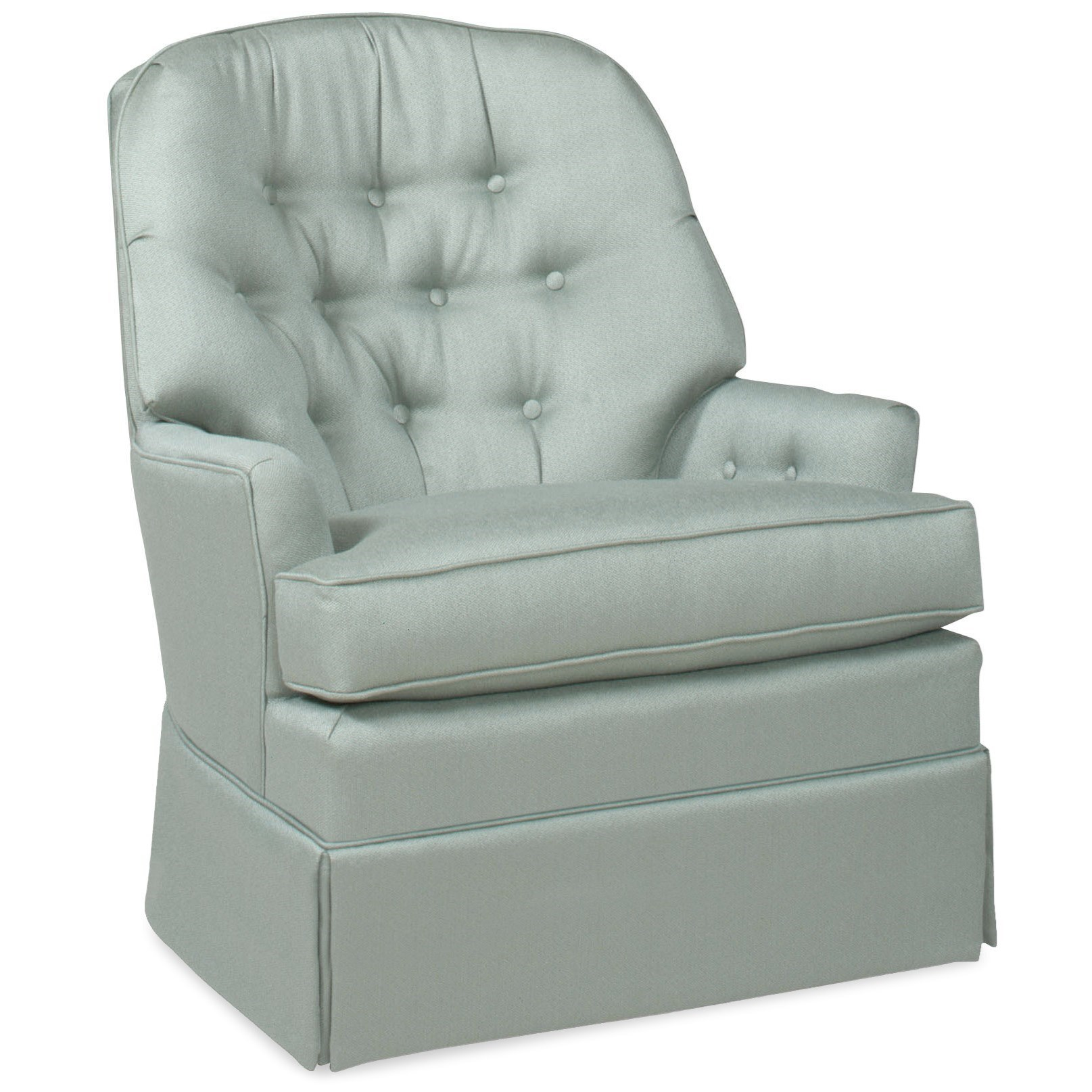Accent Chairs Stationary Chair by Temple Furniture at Mueller Furniture