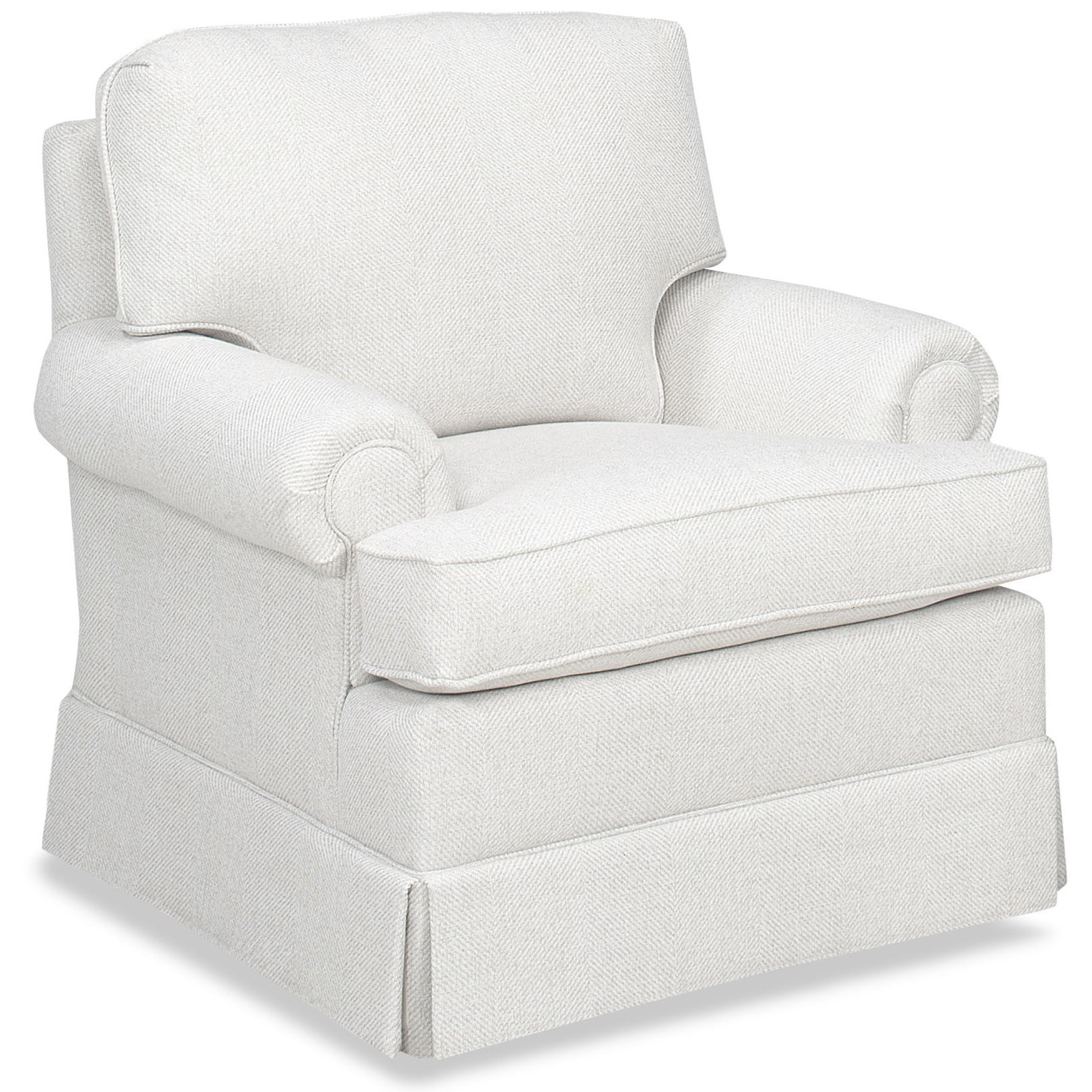 American Traditional Chair by Temple Furniture at Mueller Furniture
