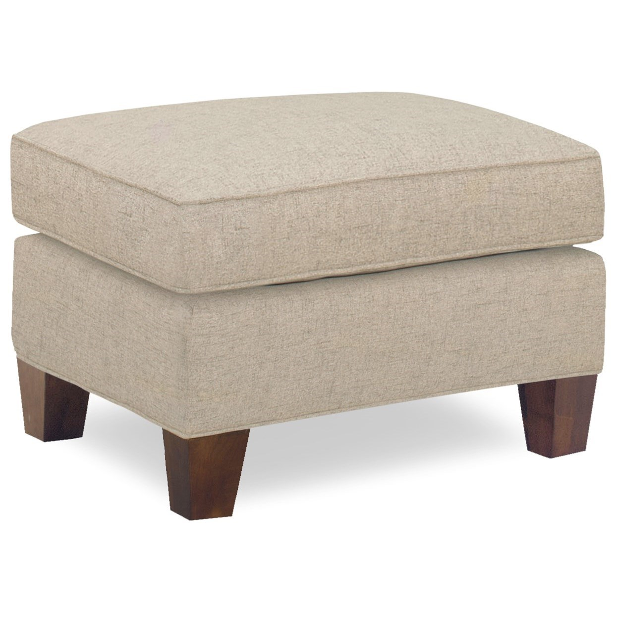 Milan Ottoman by Temple Furniture at Mueller Furniture
