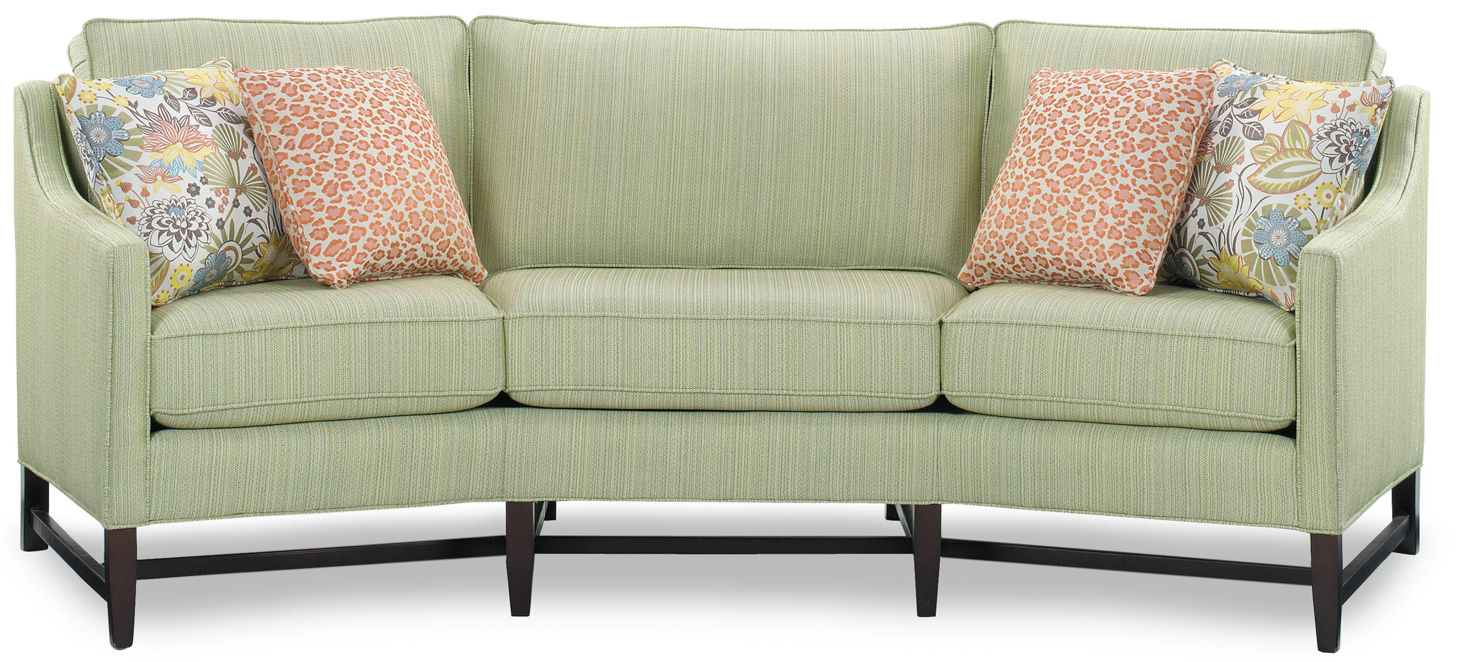 Sassy Conversation Sofa by Temple Furniture at Mueller Furniture