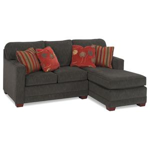 Temple Furniture Tailor Made Sofa with Chaise