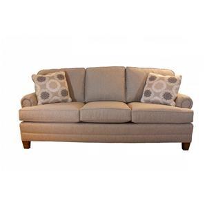 Customizable 3 Cushion Sofa
