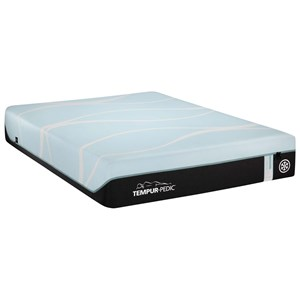 King TEMPUR-PRObreeze°™ Medium Hybrid Mattress