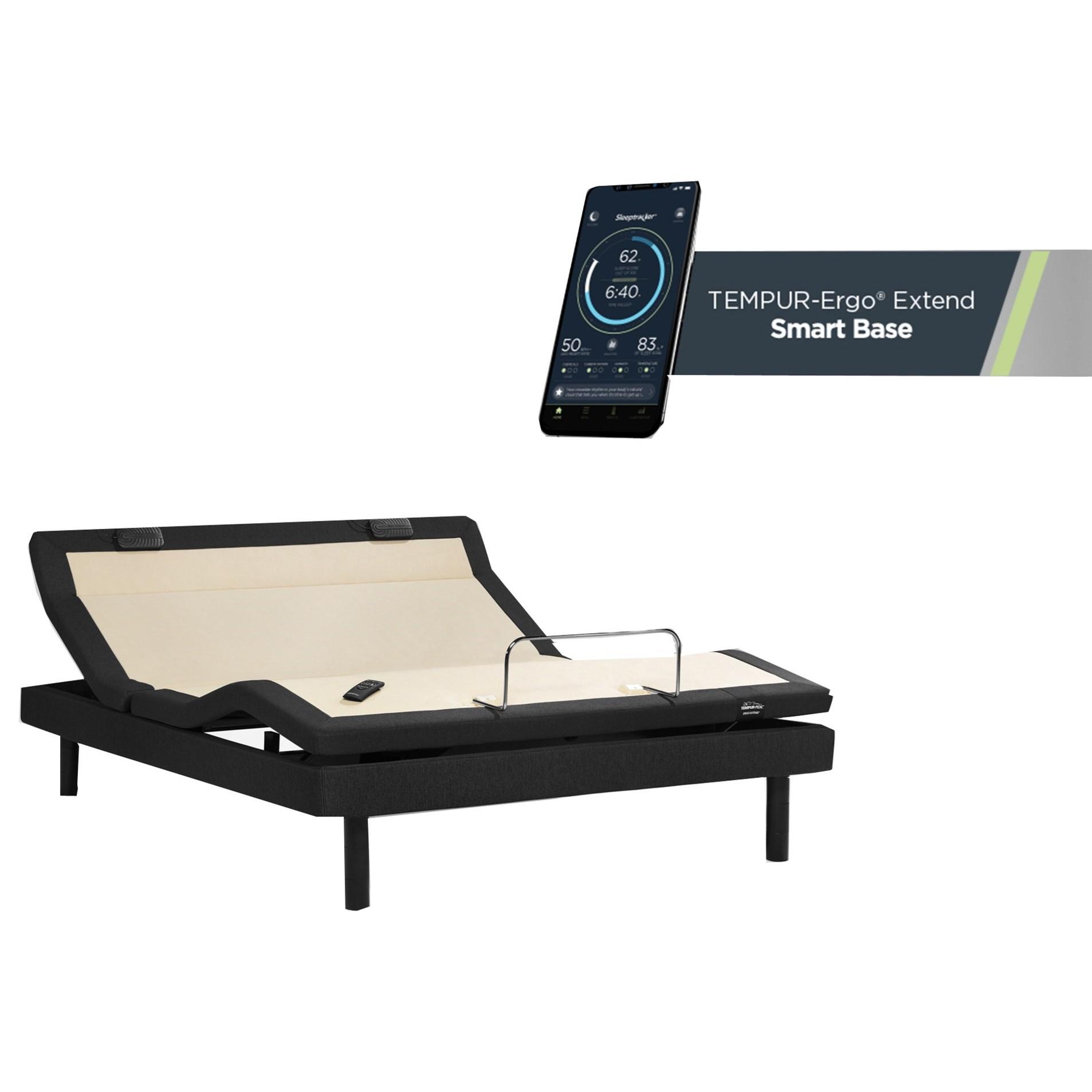 Tempur Ergo Extend Smart Base Twin XL TEMPUR-ERGO®EXTEND SMART BASE by Tempur-Pedic® at Darvin Furniture