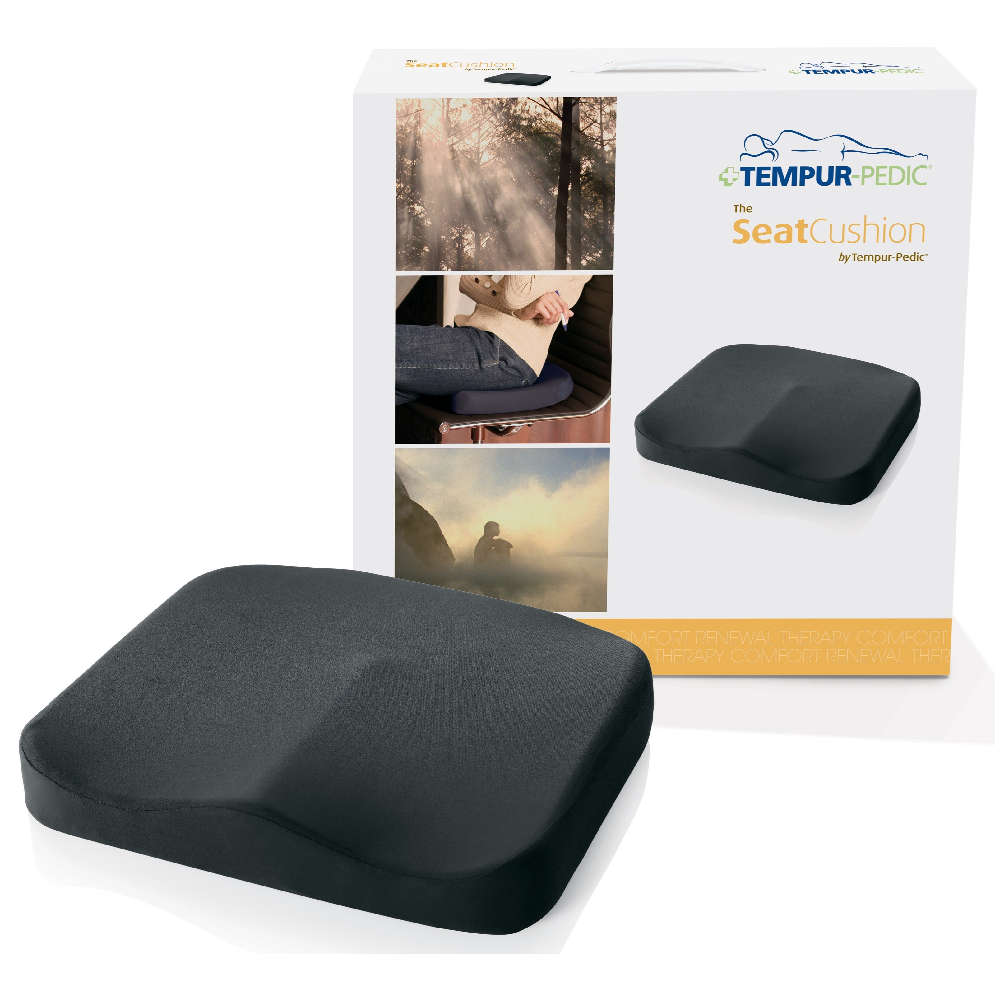"Tempur Pillows 16"" Seat Cushion by Tempur-Pedic® at Jacksonville Furniture Mart"