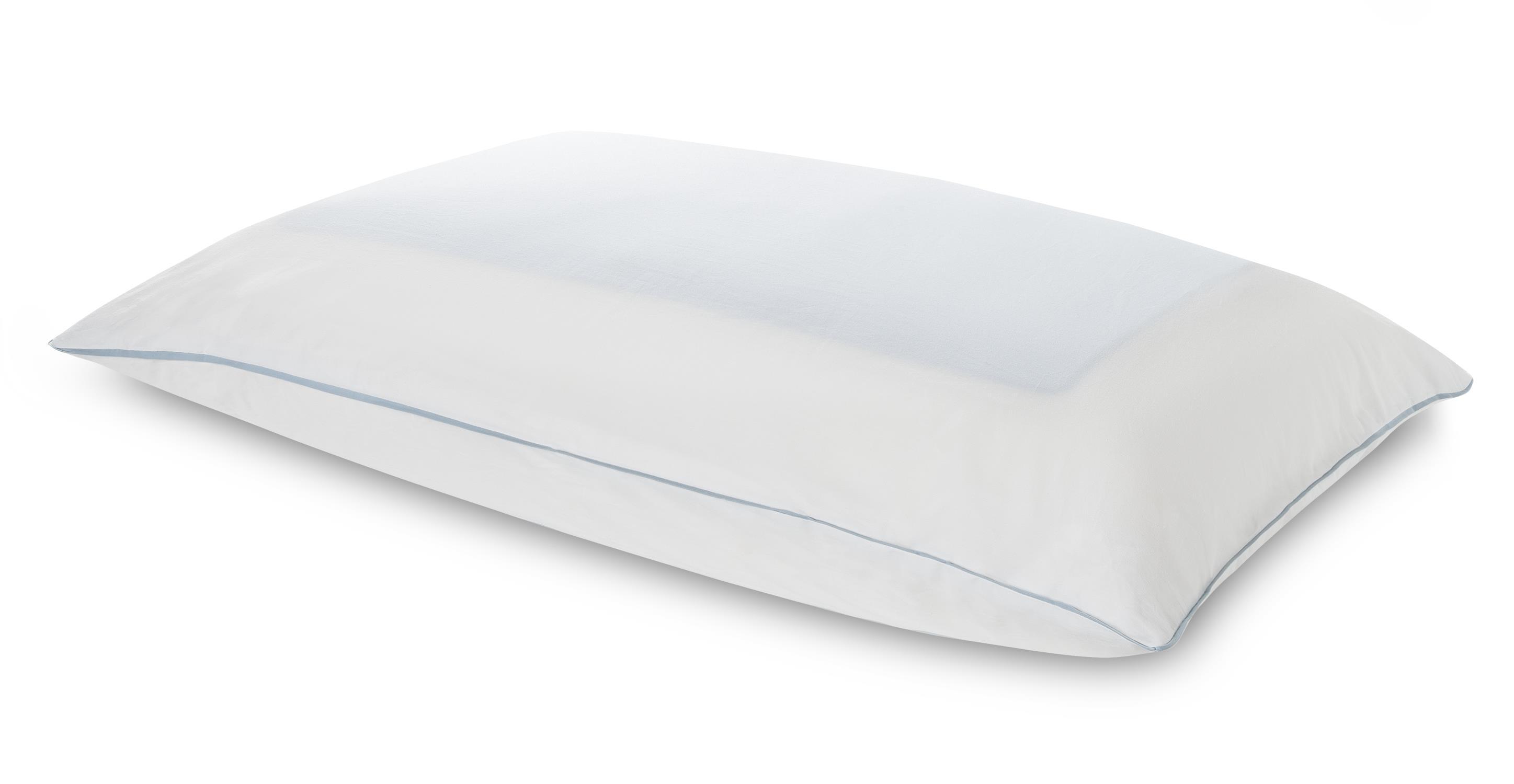 Tempur Pillows Queen Tempur-Cloud Breeze Dual Cool Pillow by Tempur-Pedic® at Jacksonville Furniture Mart