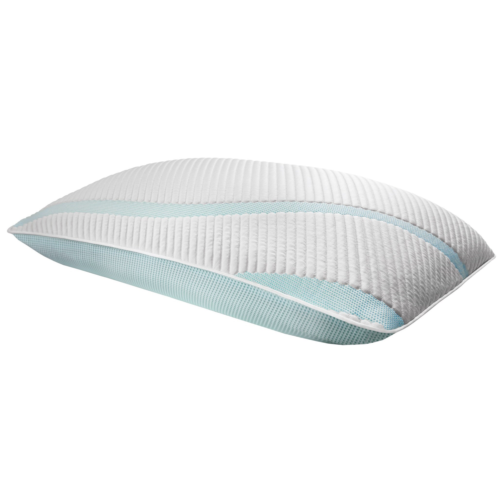 TEMPUR-Adapt Pro-Mid Queen TEMPUR-Adapt Pro-Med + Cooling Pillow by Tempur-Pedic® at SlumberWorld