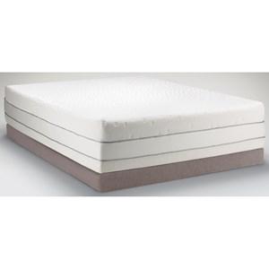 Tempur-Pedic® TEMPUR-Choice™  Luxe Queen Medium Firm to Soft Low Profile Set