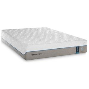 Tempur-Pedic® TEMPUR-Cloud Luxe Breeze 2 Twin Extra Long Ultra-Soft Mattress Set, Adj
