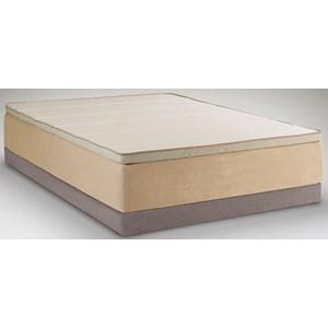 Tempur-Pedic® TEMPUR-Contour Allura Twin XL Medium Mattress Set