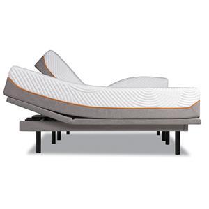 Tempur-Pedic® TEMPUR-Contour Elite Twin XL Medium-Firm Mattress Set
