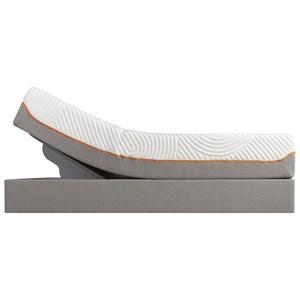 Tempur-Pedic® TEMPUR-Contour Elite Full Medium-Firm Mattress Set