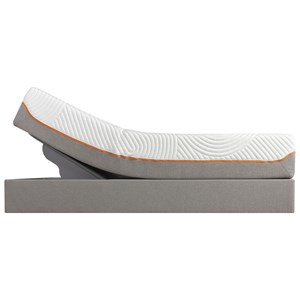Tempur-Pedic® TEMPUR-Contour Elite Cal King Medium-Firm Mattress Set