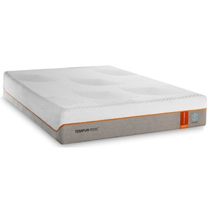 "King 13 1/2"" Tempur-Contour Luxe Breeze Firm Mattress"